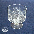 FLORA SUNDAE GLASS